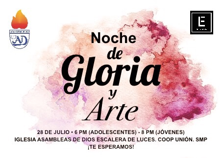Night of Glory and Art